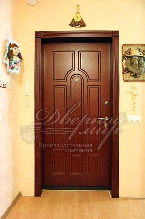 установка входной двери в лобне